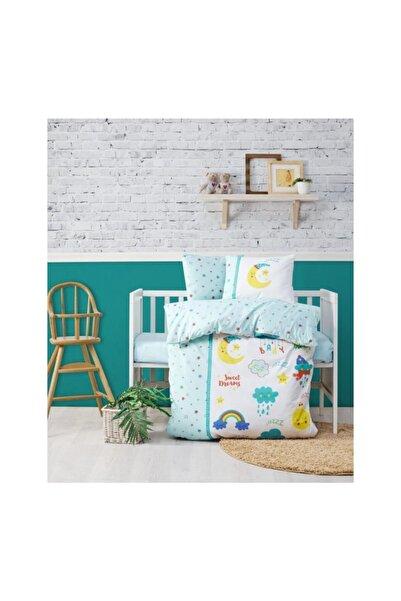Cotton Box Bebek Nevresim Takımı 100x150 Tatlı Rüyalar