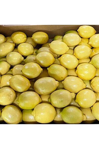 Demet'in Bahçesi Enterdonat Limon (3 Kg)