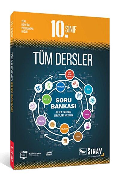 Sınav Yayınları 10 Sınıf Tüm Dersler Sb  