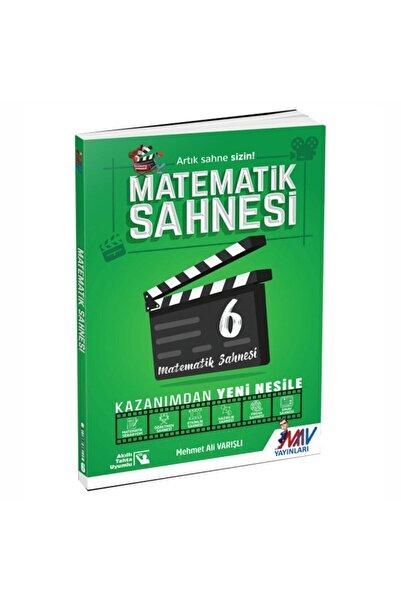 Arı Yayınları 6. Sınıf Matematik Sahnesi