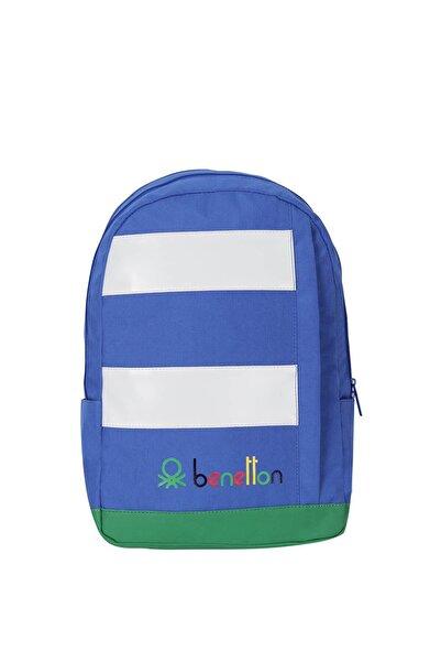 United Colors of Benetton Sırt Çantası 70175 Mavi