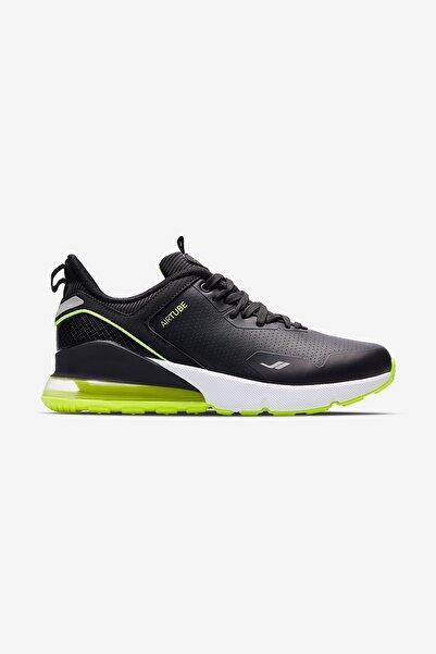 Lescon Airtube Leonis Siyah Kadın Spor Ayakkabı