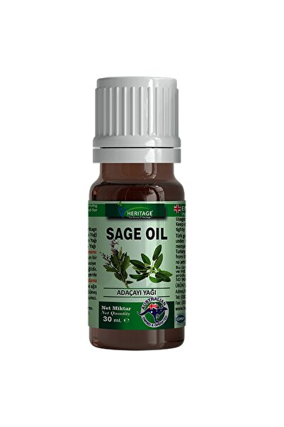 HERITAGE Adaçayı Yağı 30 ml