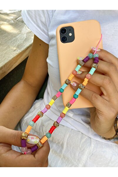 Fiona İstanbul Fiona 'rainbow' Telefon Charmı
