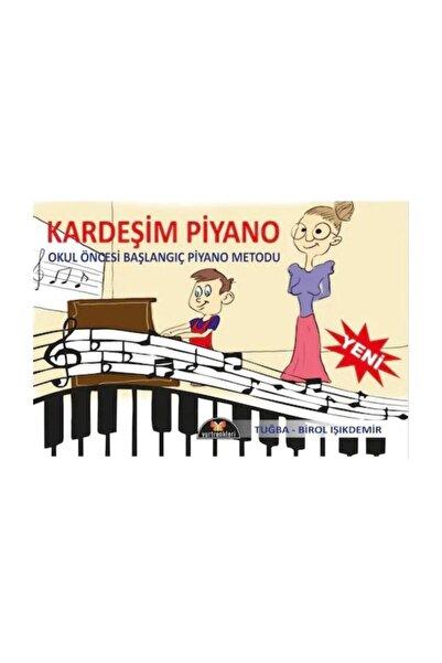 Yurtrenkleri Yayınevi Kardeşim Piyano Okul Öncesi Başlangıç Piyano Metodu ( Cd ' Siz )