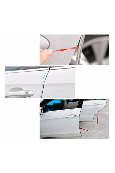 Ankaflex Araba Kapı Koruma Koruyucu Fitil Kapı Çarpma Çizilme Önleyici Şeffaf Fitili (45cmx2)