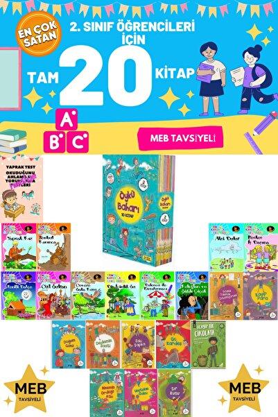 Yuva Yayınları 2. Sınıf Öğrencileri Için Okumayı Sevdiren Ve Geliştiren Rengarenk Tam 20 Kitap Evony Tonguç Tudem
