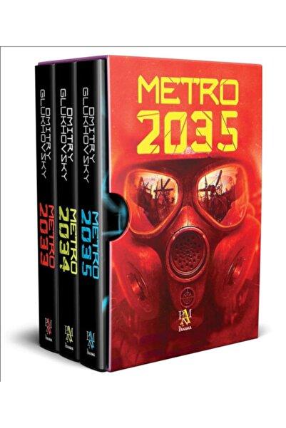 Panama Yayıncılık Metro 2033-2034-2035 (3 Kitap) - Dmitry Glukhovsky