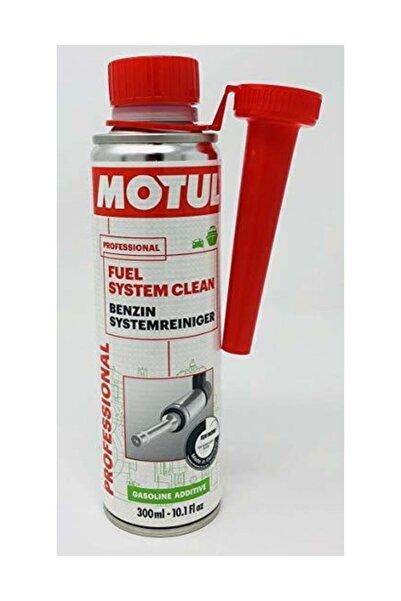 Motul Benzin Enjektör Temizleyici Yakıt Katkısı 300 Ml(ÜT:26/04/2021)