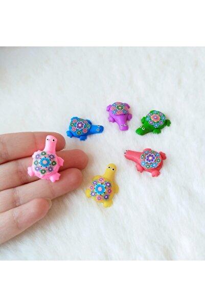 Pembe Çarşı 6'lı Minik Kaplumbağa Magnet