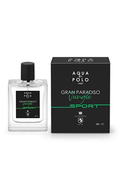 Aqua Di Polo 1987 Gran Paradiso Jungle Sport 50 Ml Erkek Edp Apcn000509