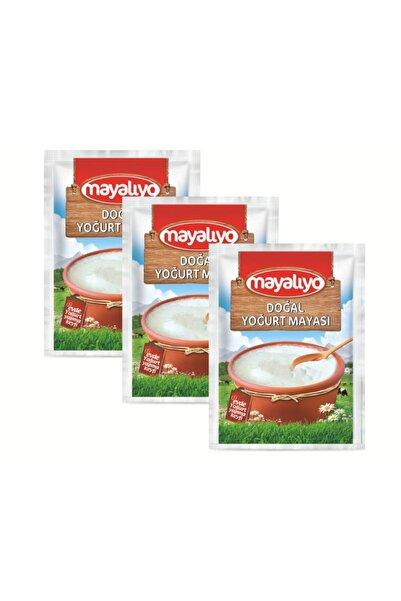 MAYALIYO Doğal Yoğurt Mayası 3 Adet