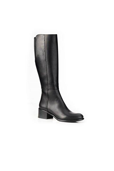 Cabani Özel Tasarım Kadın Çizme 5171sa Siyah
