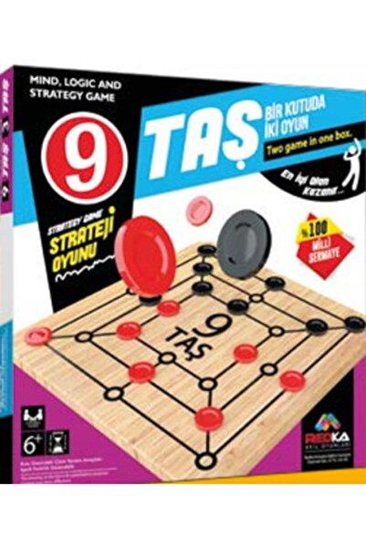 Redka 9 Taş 3 Taş Oyunu
