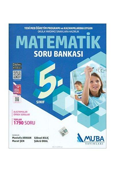 Muba Yayınları 5. Sınıf Matematik Soru Bankası 0501