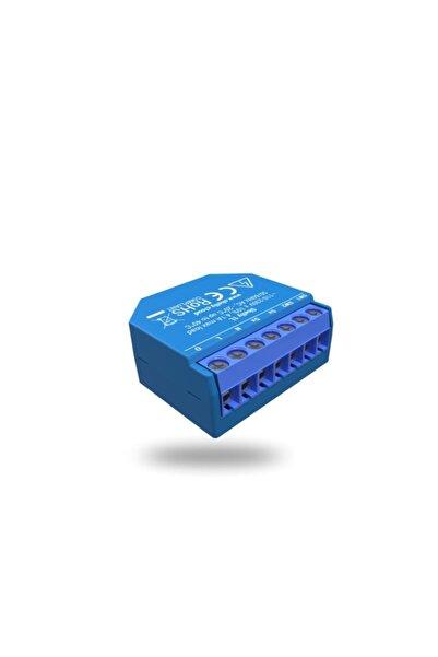 Shelly 1l - Akıllı Wifi Işık Kontrol Röle Anahtarı 4.1a (aydınlatmanızı Uzaktan Kontrol Edin)