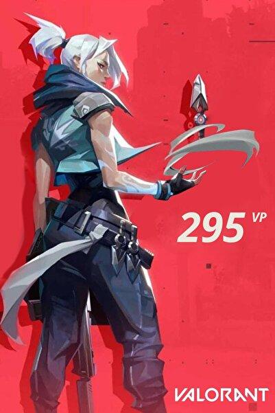 Riot Games 295 VP Valorant Points Tr