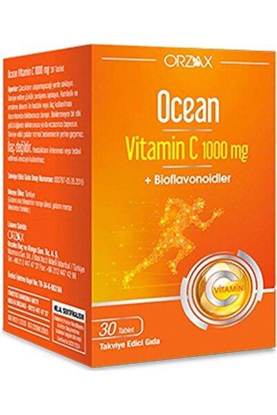 Ocean Vitamin C 1000mg 30 Tablet