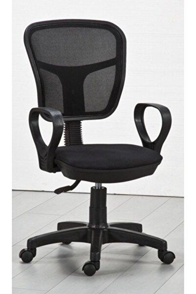 EkoHome Fileli Çalışma Sandalyesi Bilgisayar Sandalyesi Dönerli Öğrenci Sandalyesi Ofis Sandalyesi