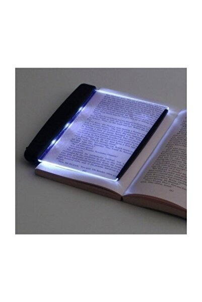 Modauyum Kitap Arası Okuma Işığı Led Panel Light Panel Book (Kutulu)