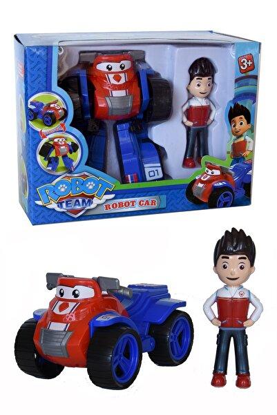 PAW PATROL Ryder Ve Görev Aracı Robota Dönüşen Cüzdan