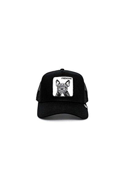 Goorin Bros . Frenchi ( French Buldog) Siyah Şapka 101-1151 Siyah Standart