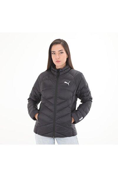 Puma 587705-01 Pwrwarm Packlıte 600 Down Jacket Bl Kadın