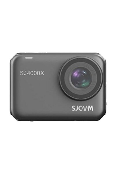 SJCAM SJ4000X Aksiyon Kamerası - Siyah