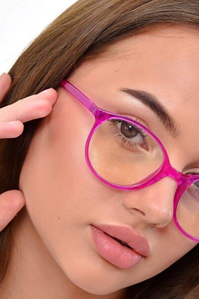 PETİTO VEGA Mor Mavi ışık Korumalı Ekran Gözlüğü (47-20-140 orta ölçekte ve hafif)