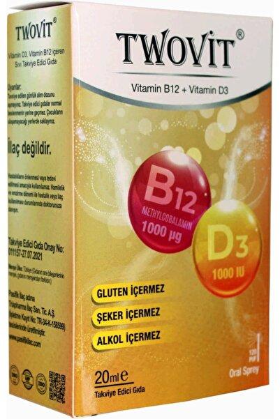 TWOVİT B12+D3 VİTAMİN