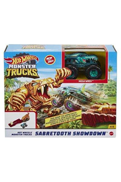 HOT WHEELS Monster Trucks Aksiyona Başlangıç Oyun Setı