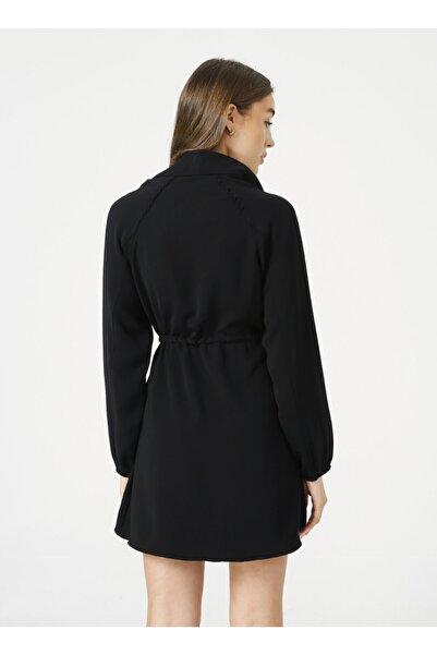 Fabrika Elbise, 38, Siyah