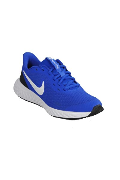 Nike Bq5671 Mavi-beyaz-siyah Spor Ayakkabı