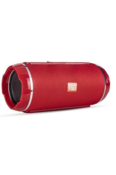 POWERWAY Orjinal Wrx 05 Speaker Bluetooth/fm Radyo Ses Bombası Kırmızı
