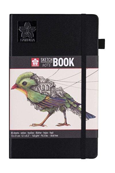 Sakura Sketch Book 140g 80 Yaprak 13x21cm