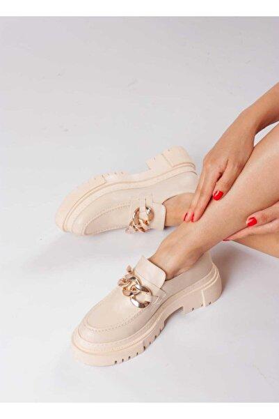 FAST STEP Ten Kadın Casual Ayakkabı 606zazıncır