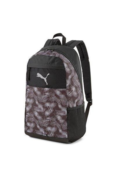 Puma Beta Unisex Siyah Günlük Stil Sırt Çantası 07838601