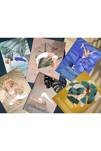 Yoga Hareketleri Yoga Kartları