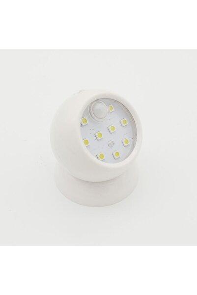 Dmrled Çok Amaçlı Mıknatıslı Hareket Sensörlü Pilli Led Işıklı Lamba