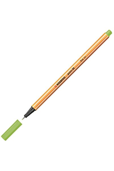 Stabilo Point 88 Neon Fineliner Kalem 0.4 Mm 88/033(1 ADET)