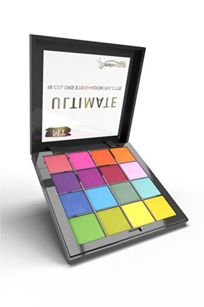 MT Ultimate 16'lı Far Paleti Yaz Renkleri No 02