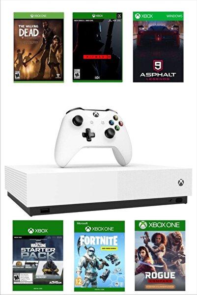 MICROSOFT Xbox One S All-digital Edition - 10 Dijital Oyun Hediyeli