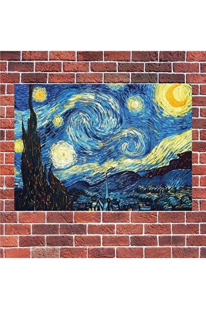 KARGA Starry Night-mona Lisa-gustav Klimt-michelengelo-lord Of Rings-da Vinci-cafe Terrace-posterler