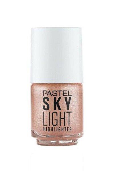 Pastel Likit Aydınlatıcı - Sky Light Highlighter 4.2 Ml 8690644368028