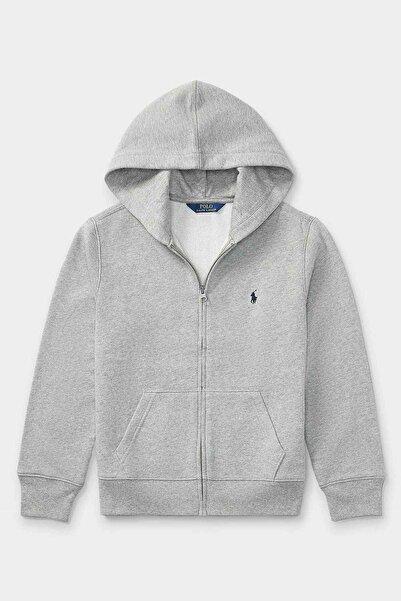 Polo Ralph Lauren Kids S-m Beden Erkek Çocuk Kapüşonlu Sweatshirt Ceket