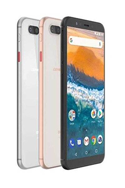 General Mobile Gm9 Pro 64 Gb Gümüş Cep Telefonu ( Garantili)