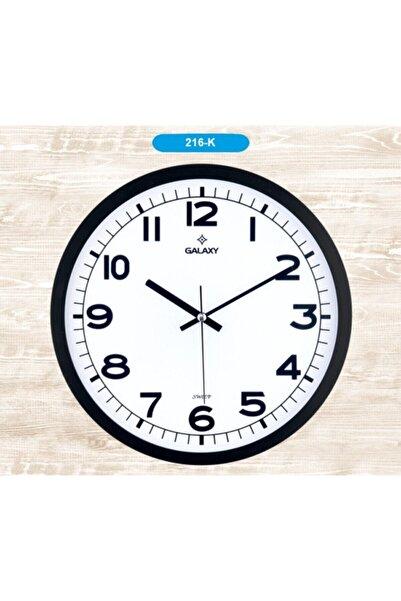 Galaxy Duvar Saati Salon-büro-iş Yeri-ofis-ev-mutfak-depo Şık Tasarımlı Marka -aynı Gün Bedava Kargo