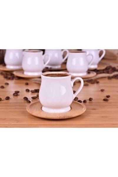 Tulli - 6 Kişilik Kahve Fincan Takımı