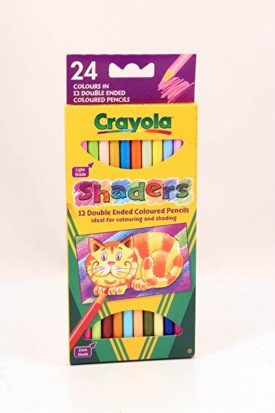 Crayola Shaders Çift Yönlü Kuru Boya