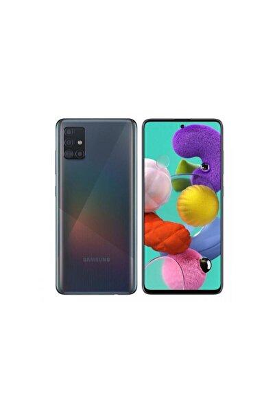 Samsung Galaxy A51 256gb (çift Sım) Siyah Cep Telefonu ( Türkiye Garantili) Sm-a515fzkptur